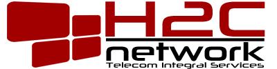 H2Cnetwork Telecom Integral Services logo